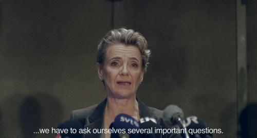 Viral advert screenshot