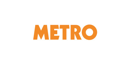 The Metro website which is one of the many WordPress sites