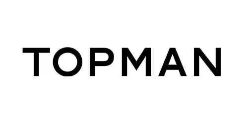 The Topman website which is powered by WordPress