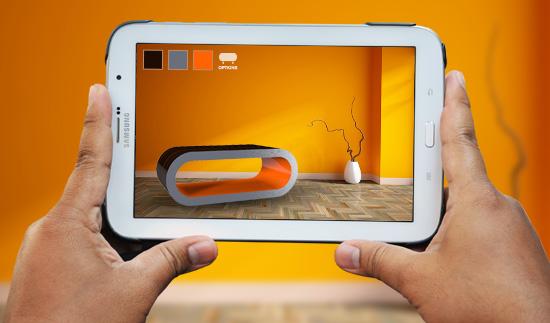 Zespoke AR app