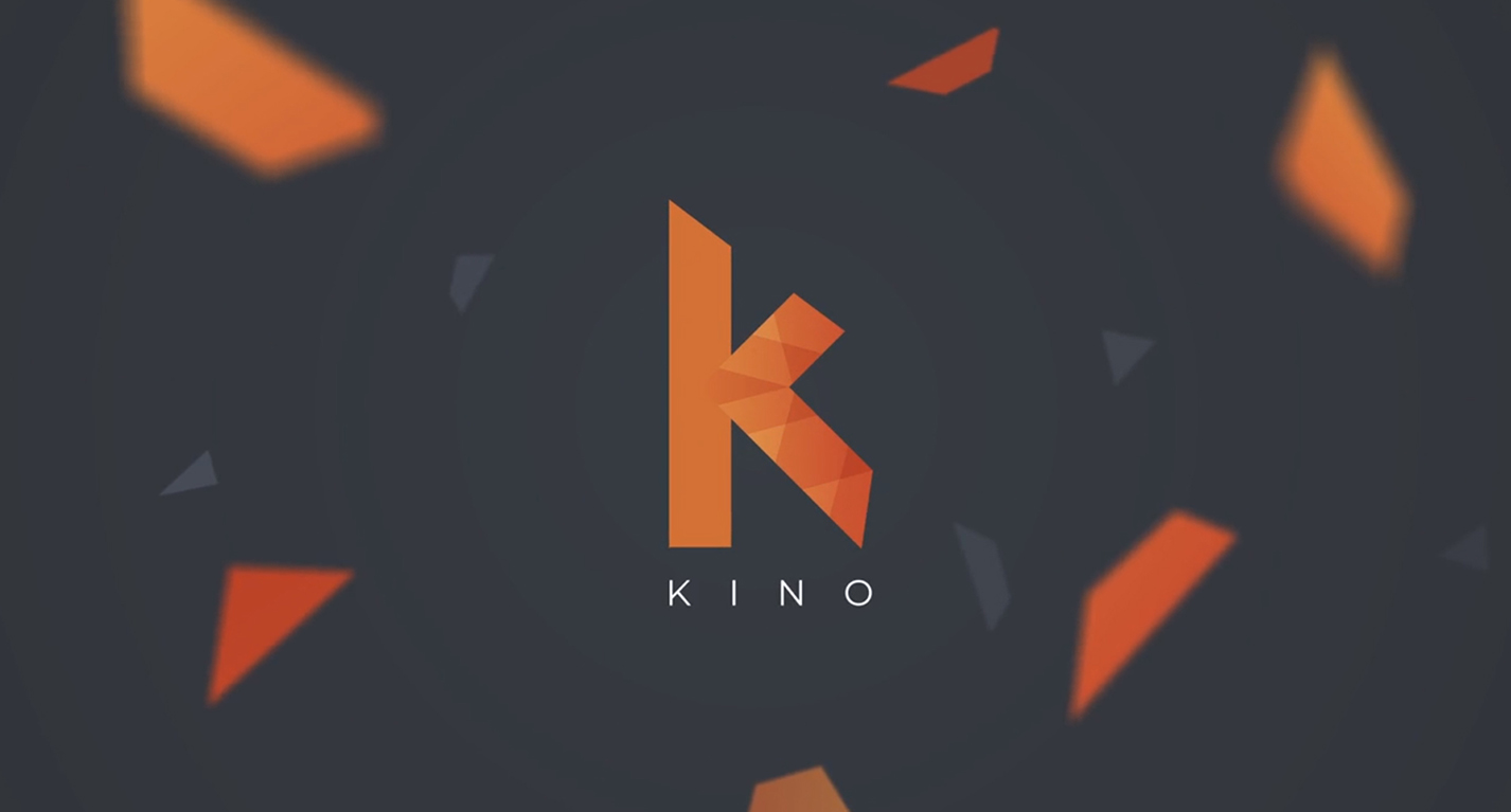 Image showing Kino Creative's branding in 2015