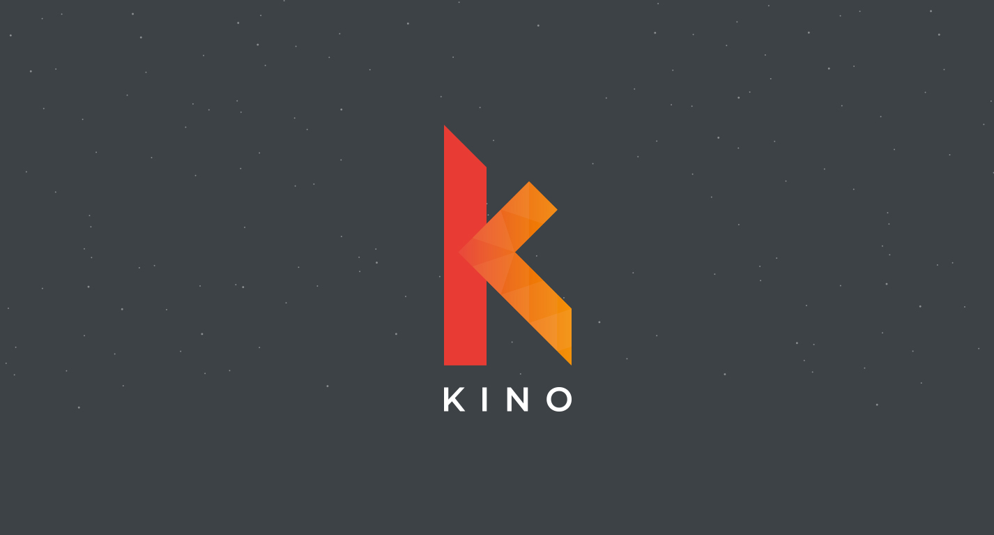 Image showing Kino Creative's branding in 2019