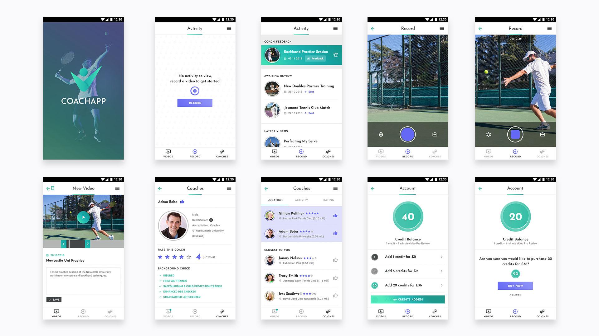 App Design & Development | Digital Services - Kino Creative